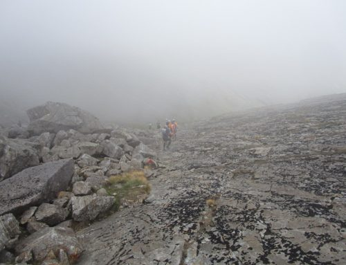 Dirt Churning in the Northwest of Another Country-Scafell Sky Race