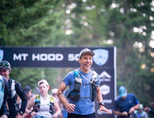 2018 Mt Hood 50 Miler Race Report