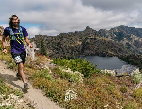 Backcountry Rise 20 mile Race Report