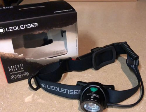 Ledlenser MH10 Headlamp Review