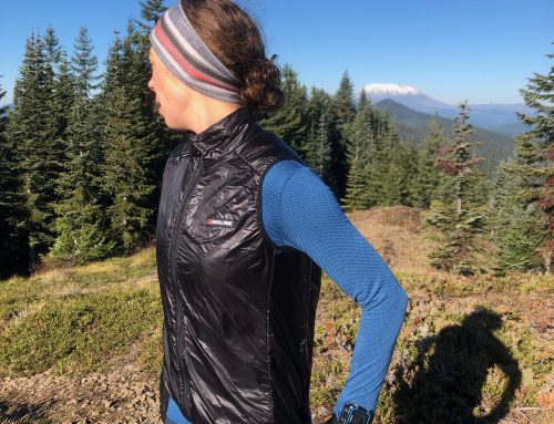 NW Alpine Insulated Running Vest Review