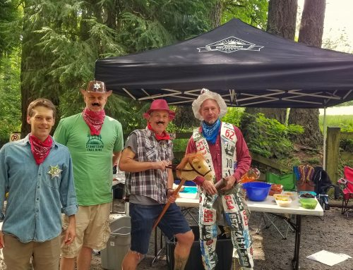 Race Volunteering: Giving back to the trail running community