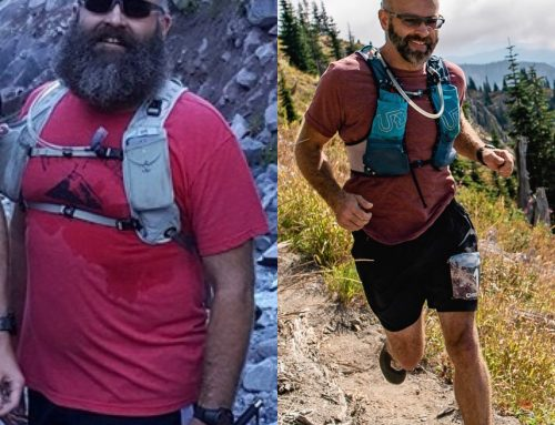 How Chris Albright Used a Ketogenic Plan to Lose Weight and Run Faster