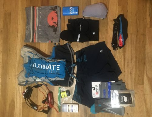 What's In My Spring Trail Running Kit