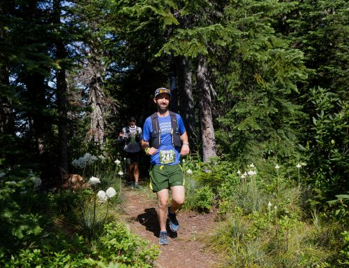 Old Cascadia 20 Mile Race Report