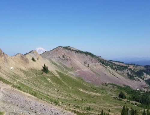 White Pass PCT to Shoe Lake