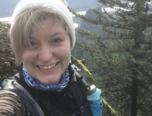 Kristen Campbell Hansen: Solo Adventurer