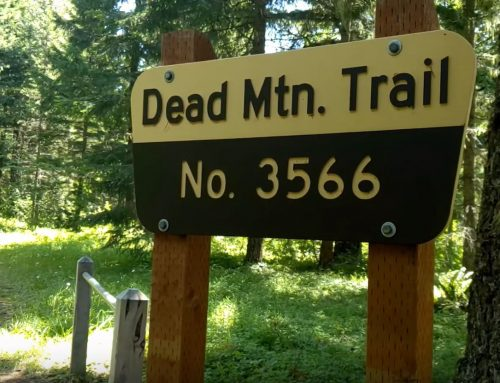 Dead Mountain and Salmon Creek Trail