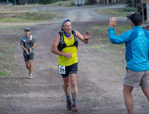 Waldo 100k 2019 Race Report