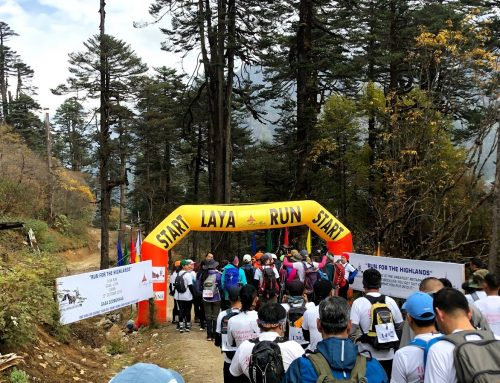 Laya Run – Trail Racing in Bhutan