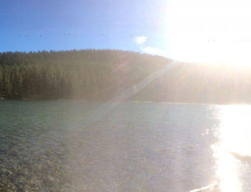 Serene Lake- Rock Lakes Loop