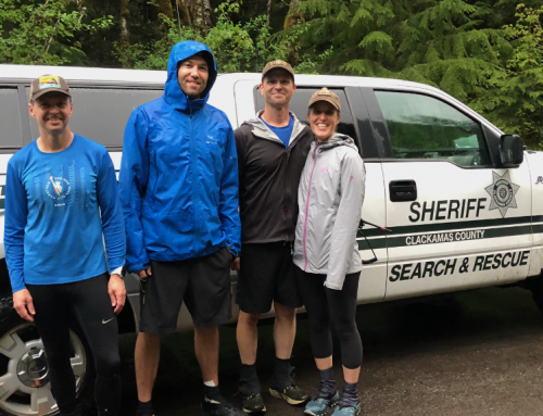 New Trail Running Rescue Team Formed to Help Search and Rescue