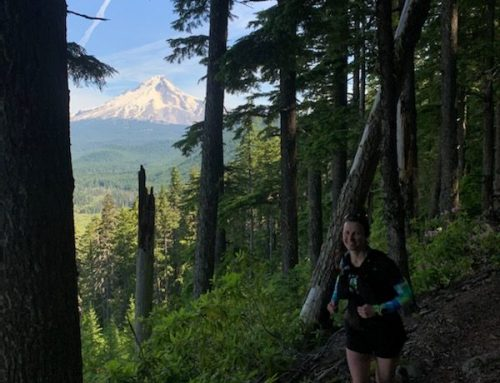 Mt Hood 50 miler Race Report:  Ultra Racing During COVID