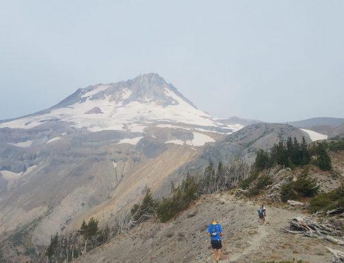 Cascades Volcanoes Circumnavigations