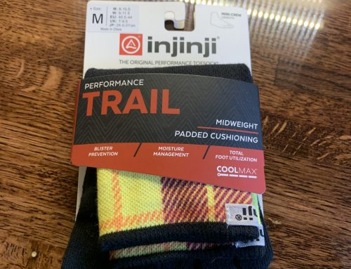 Injinji Trail Sock Review
