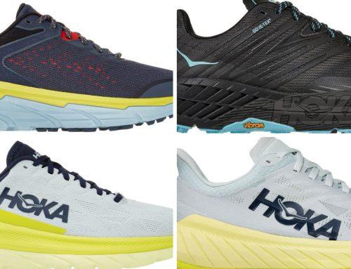 Hoka Spring 2021 Shoe Lineup