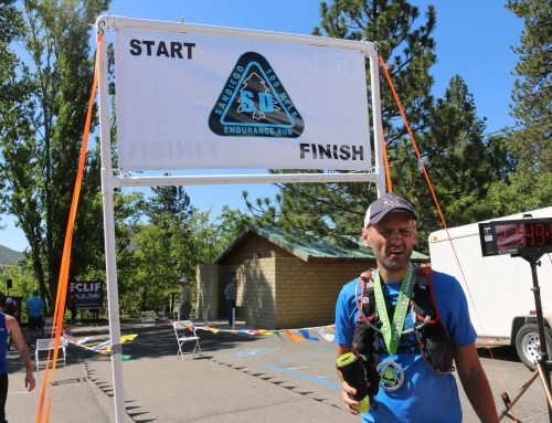 April 2021 Featured Trail Runner – Sean Belling