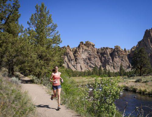 Smith Rock Ascent 15 Mile Race Report