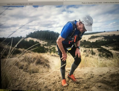 August 2021 Featured Trail Runner of the Month – Jim Archer