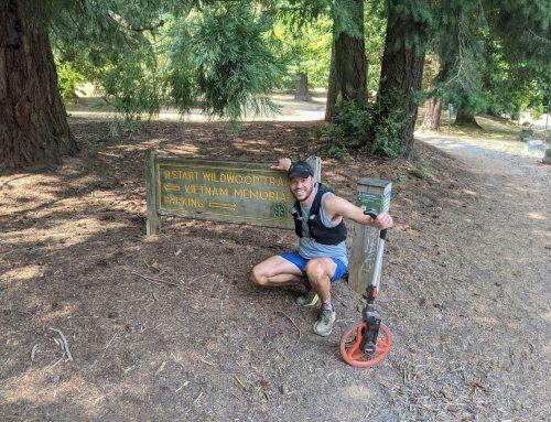 Wheeling the Wildwood Trail E2E
